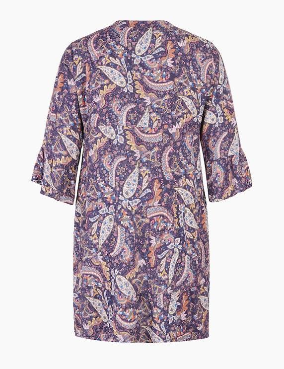 Thea Kleid mit Plaisley-Druck | ADLER Mode Onlineshop