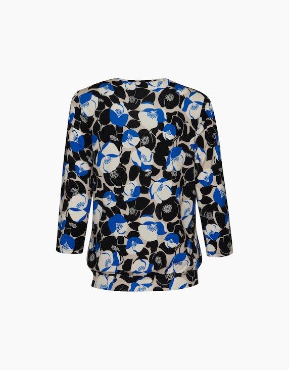 Frank Walder Shirt Nizza mit floralem Muster   ADLER Mode Onlineshop