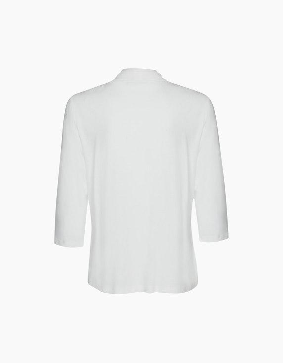 Frank Walder Shirt mit locker fallender Schluppe   ADLER Mode Onlineshop