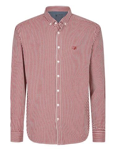 Produktbild zu Kariertes Hemd mit Button Down-Kragen von Via Cortesa