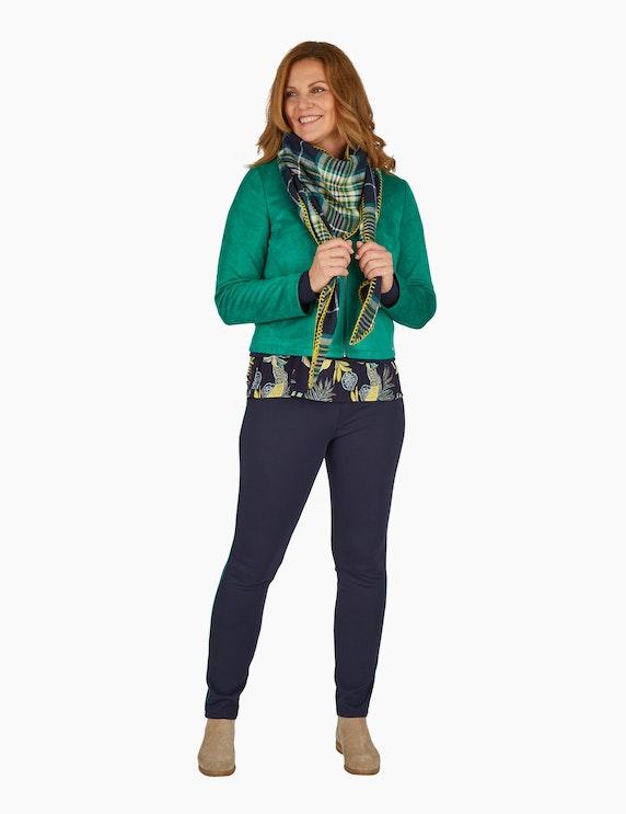 Steilmann Woman Dreiecksschal mit Karo-Muster   ADLER Mode Onlineshop