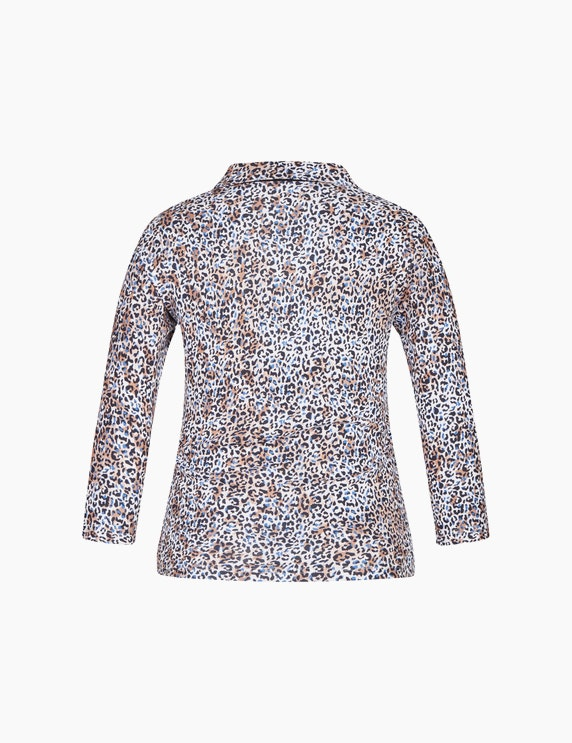Malva Poloshirt mit 3/4-Ärmeln | ADLER Mode Onlineshop