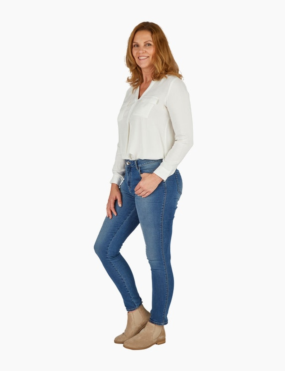 MY OWN Denim-Jeanshose, Basic-Style | ADLER Mode Onlineshop