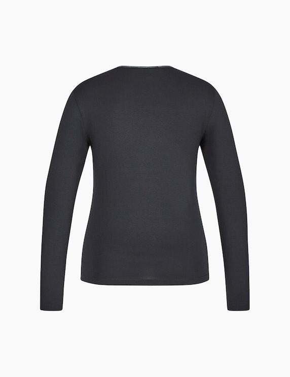 Steilmann Woman Shirt im Material- und Muster-Mix   ADLER Mode Onlineshop