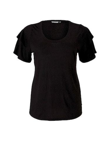 Produktbild zu T-Shirt mit Rüschenärmel von My True Me