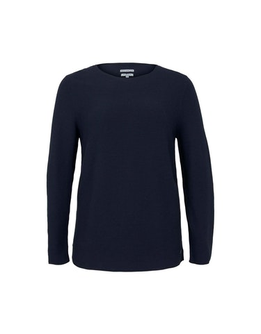 Produktbild zu Pullover aus Bio-Baumwolle von Tom Tailor